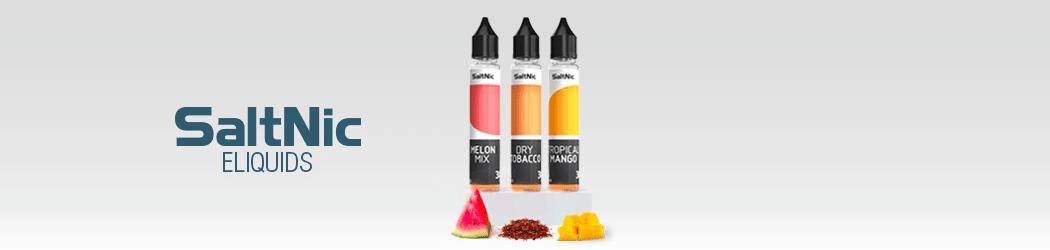 SaltNic ELiquids