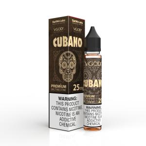 VGOD Cubano SaltNic