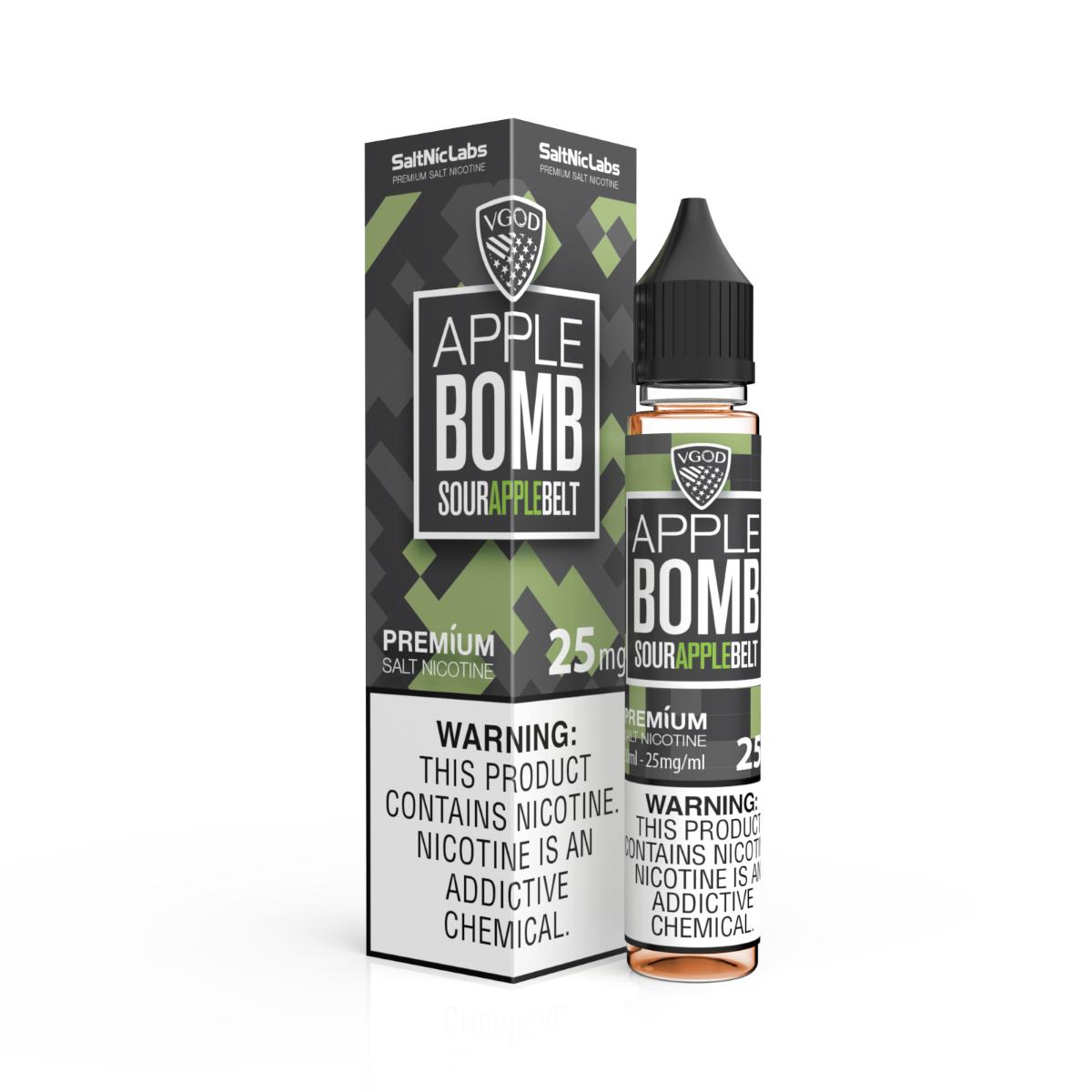 VGOD Apple Bomb SaltNic